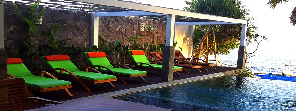 amed beach villa