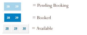 amed beach villa booking